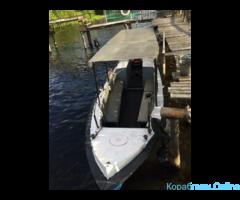 Прогулки на катере в Костроме