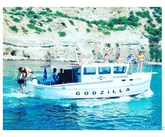 Морские прогулки, дайвинг, рыбалка в Севастополе
