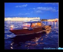 Аренда от часа катера, теплохода, яхты по рекам - Изображение 3/5
