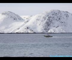 Морская рыбалка, дайвинг, туризм. Териберка