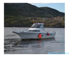 Морская рыбалка и морские прогулки в Териберке