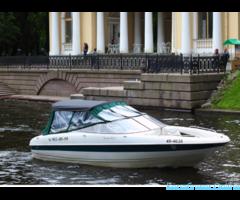 Прогулки по рекам и каналам на скоростном катере