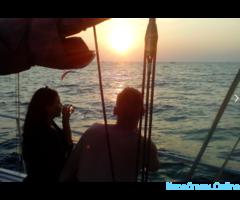 Сочи. Прогулка на яхте, рыбалка, купание в море - Изображение 2/2
