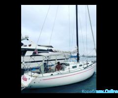 Морские прогулки. Аренда яхты парусной - Изображение 2/2
