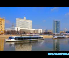 Яхта в аренду Ривер Палас в Москве - Изображение 3/6