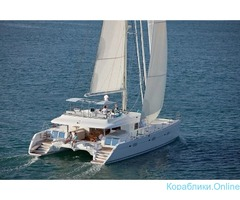 Парусная яхта-катамаран VIP класса - Изображение 2/8