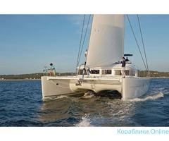 Парусная яхта-катамаран VIP класса - Изображение 4/8