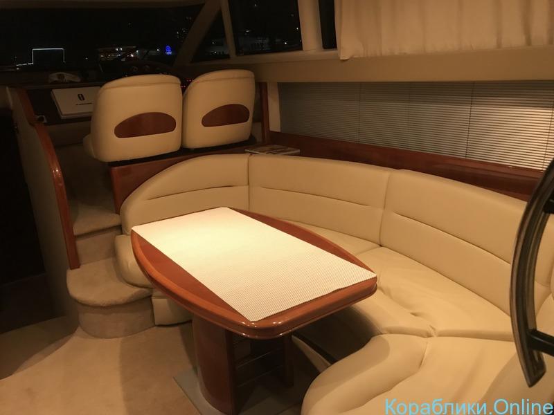 Аренда VIP-яхты Princess 45 - 2/8