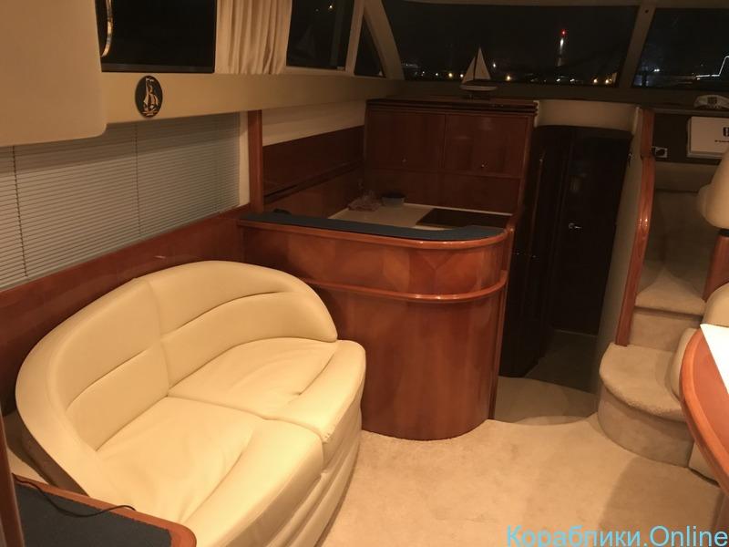 Аренда VIP-яхты Princess 45 - 3/8