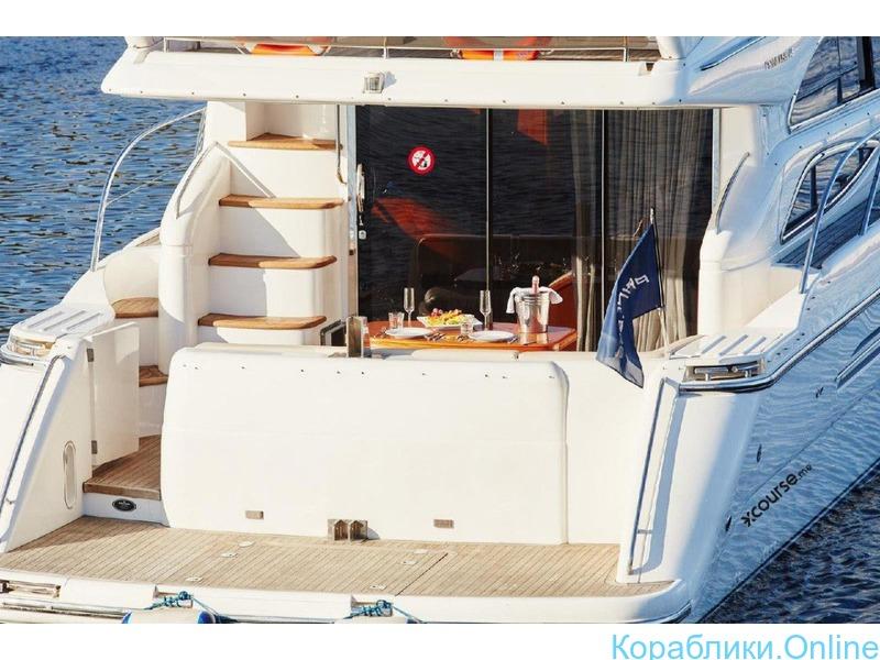 Аренда VIP-яхты Princess 45 - 5/8