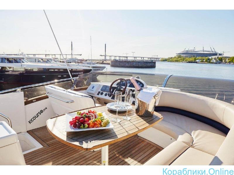 Аренда VIP-яхты Princess 45 - 6/8
