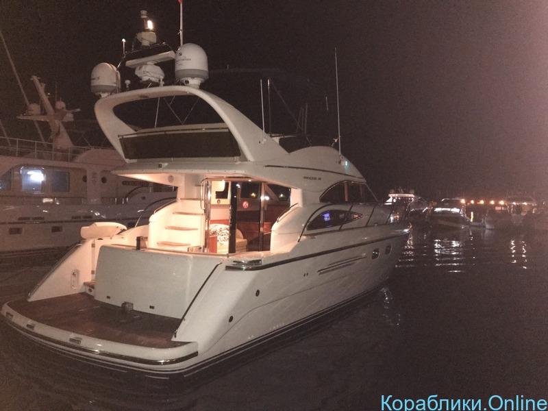Аренда VIP-яхты Princess 45 - 7/8