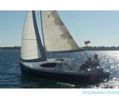 Парусная яхта для компании до 8 человек - Изображение 2/2