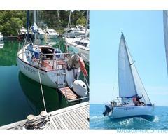 Парусная яхта Karter 30