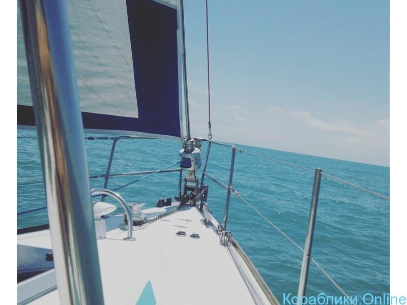 Аренда парусно-моторной яхты - 6/7