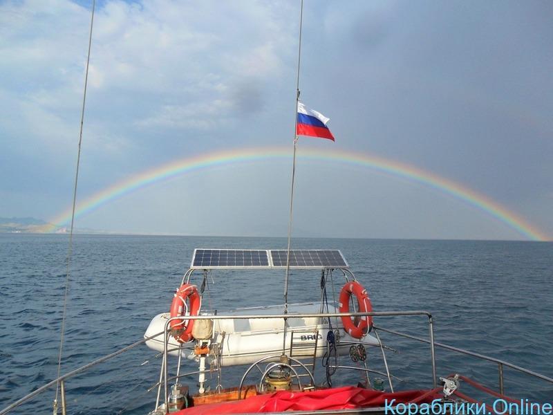 Аренда парусной яхты, Керчь. - 6/8