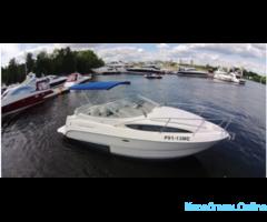 Аренда катера (яхты) с капитаном Водные прогулки
