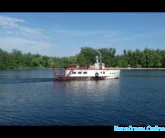 Аренда моторной яхты на 11 человек