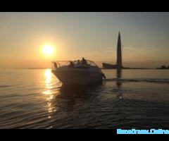 Прогулки на катерах и яхтах