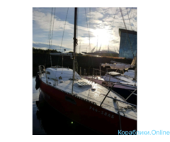 Обучение яхтингу, выход под парусом