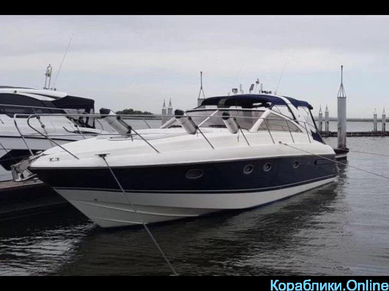 Аренда яхты Princess V42 - 1/6