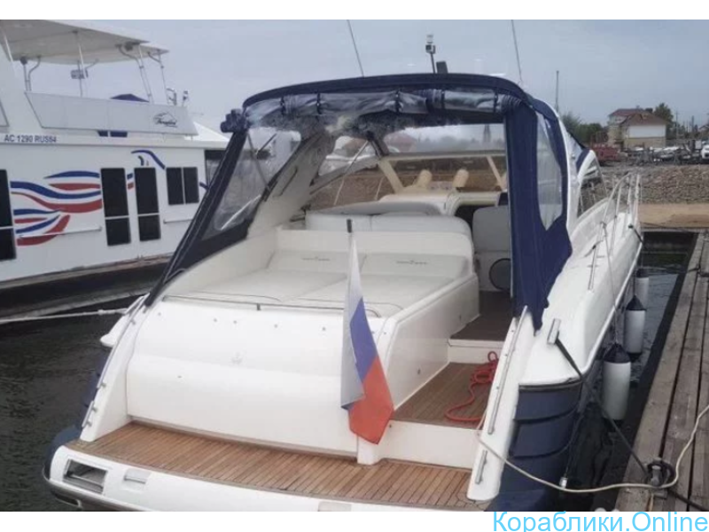 Аренда яхты Princess V42 - 2/6