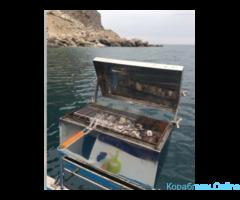 Аренда катера / морские прогулки Балаклава / Севастополь - Изображение 5/8