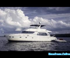 Чартер/ Аренда яхты в Москве, Carver 56 Voyager