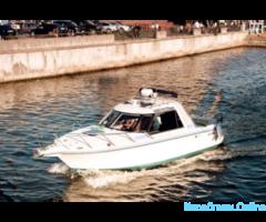 Морская рыбалка и прогулки на катере. Калининград