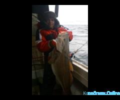 Морская рыбалка в Баренцевом море