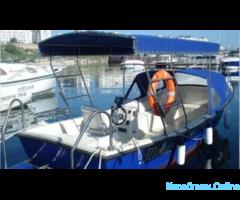 Аренда катера и морские прогулки Балаклава