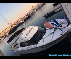 Прокат яхт в Сочи - Катер «ДИСКАВЕРИ»
