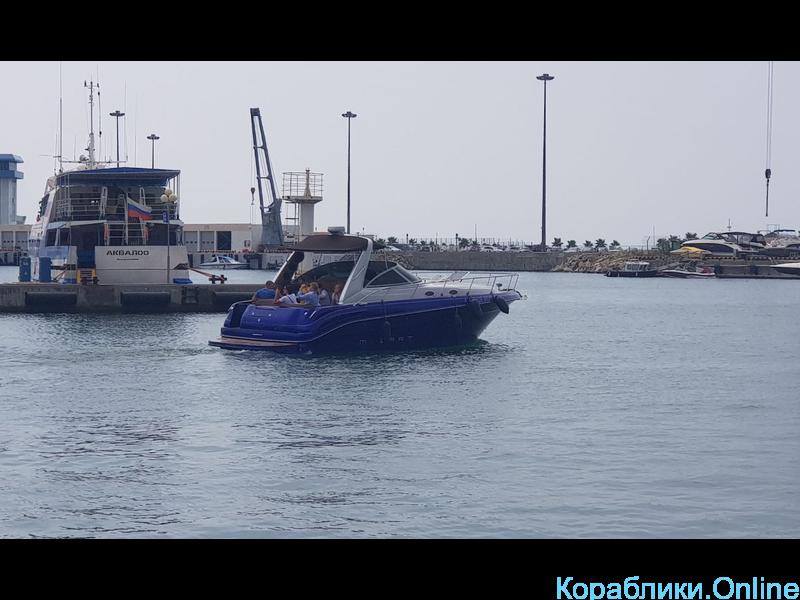 Прокат моторного катера - Sea Ray 340 «Моцарт» - 3/7