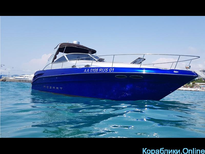 Прокат моторного катера - Sea Ray 340 «Моцарт» - 5/7