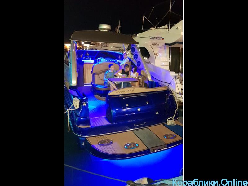 Прокат моторного катера - Sea Ray 340 «Моцарт» - 6/7