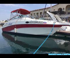 Прокат моторного - катера «ЛИНА»