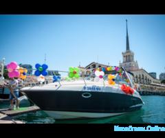 Прокат яхты в Сочи - Monterey 315 «МОНТЕРЕЙ»