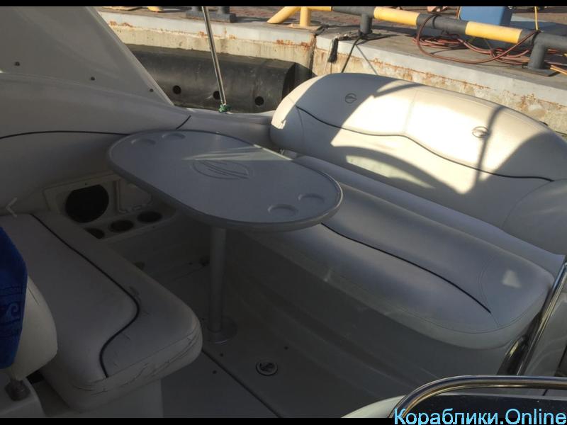 Прокат моторного катера - Crownline 270 CR «СОФИЯ» - 6/8