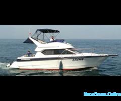 Прокат яхты в Сочи - Bayliner 288 Discovery «ЛИДИЯ»