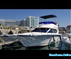 Прокат яхты в Сочи - Bayliner 288 Discovery «ЛИДИЯ» - Изображение 4/8