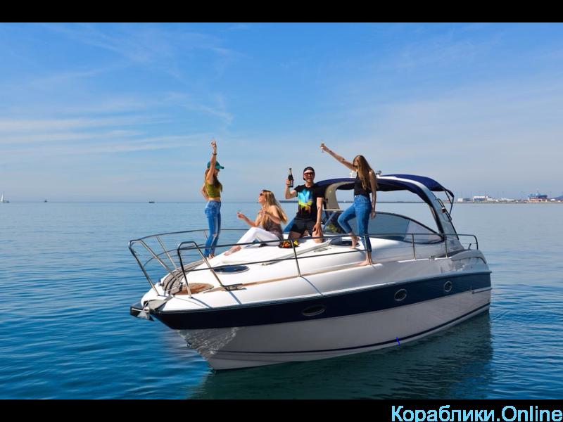 Прокат яхт в Сочи - Bavaria 32 sport «БАВАРИЯ» - 2/8