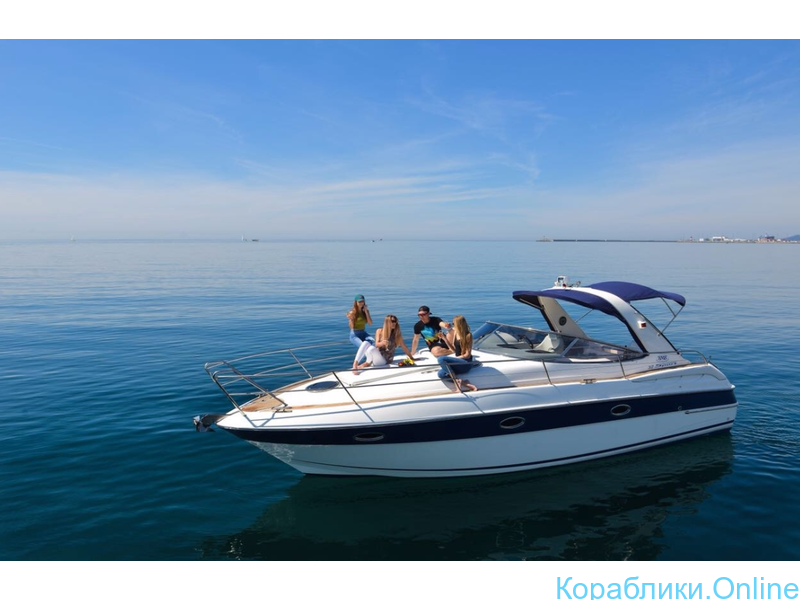 Прокат яхт в Сочи - Bavaria 32 sport «БАВАРИЯ» - 4/8
