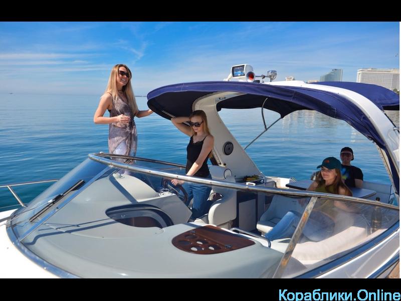 Прокат яхт в Сочи - Bavaria 32 sport «БАВАРИЯ» - 6/8