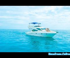 Прокат яхт в Сочи - Majesty 44