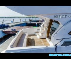 Прокат яхт в Сочи - Majesty 44 - Изображение 4/8