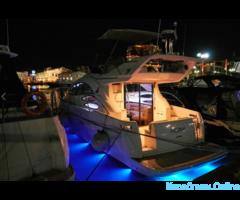 Прокат яхты Azsimut 39 «МАЙАМИ» в Сочи