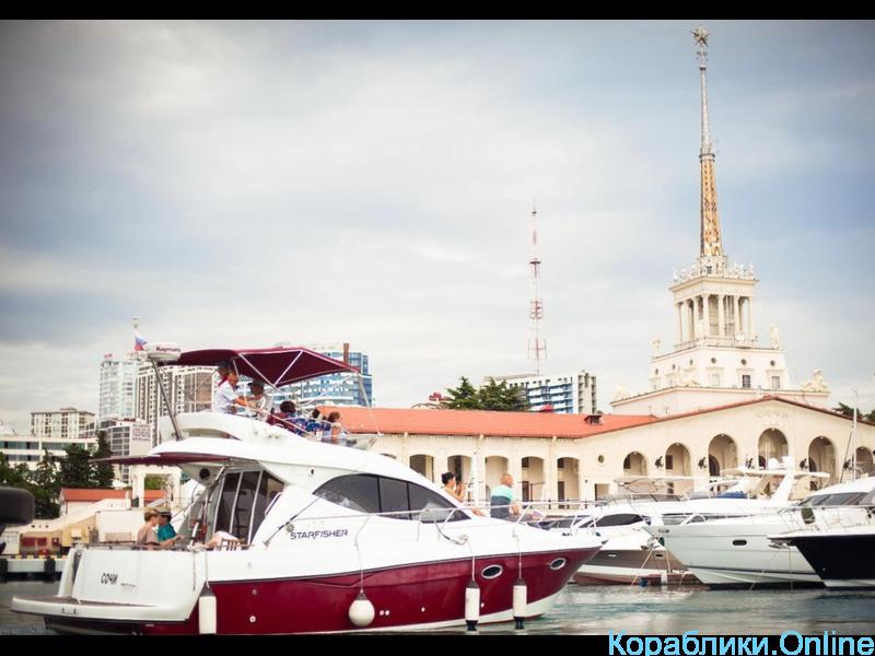 Прокат яхты в сочи - Starfisher 34 «Лагуна» - 8/8