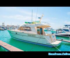 Прокат яхт в Сочи - ACM Excellence 38 «СТАР»