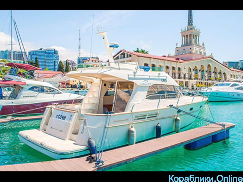 Прокат яхт в Сочи - ACM Excellence 38 «СТАР» - 4/8