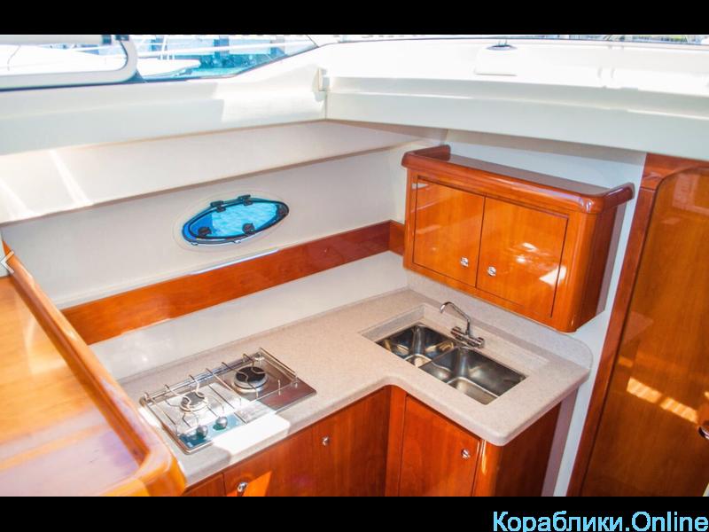 Прокат яхт в Сочи - ACM Excellence 38 «СТАР» - 6/8